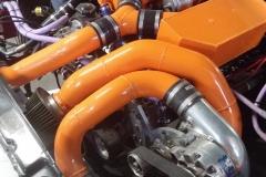 M5 V8 Compresseur