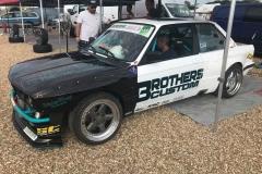 BMW E30 V8 Turbo (M60b40 bloc stock)