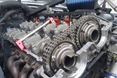 BMW E30 3,2L s50b32 stock