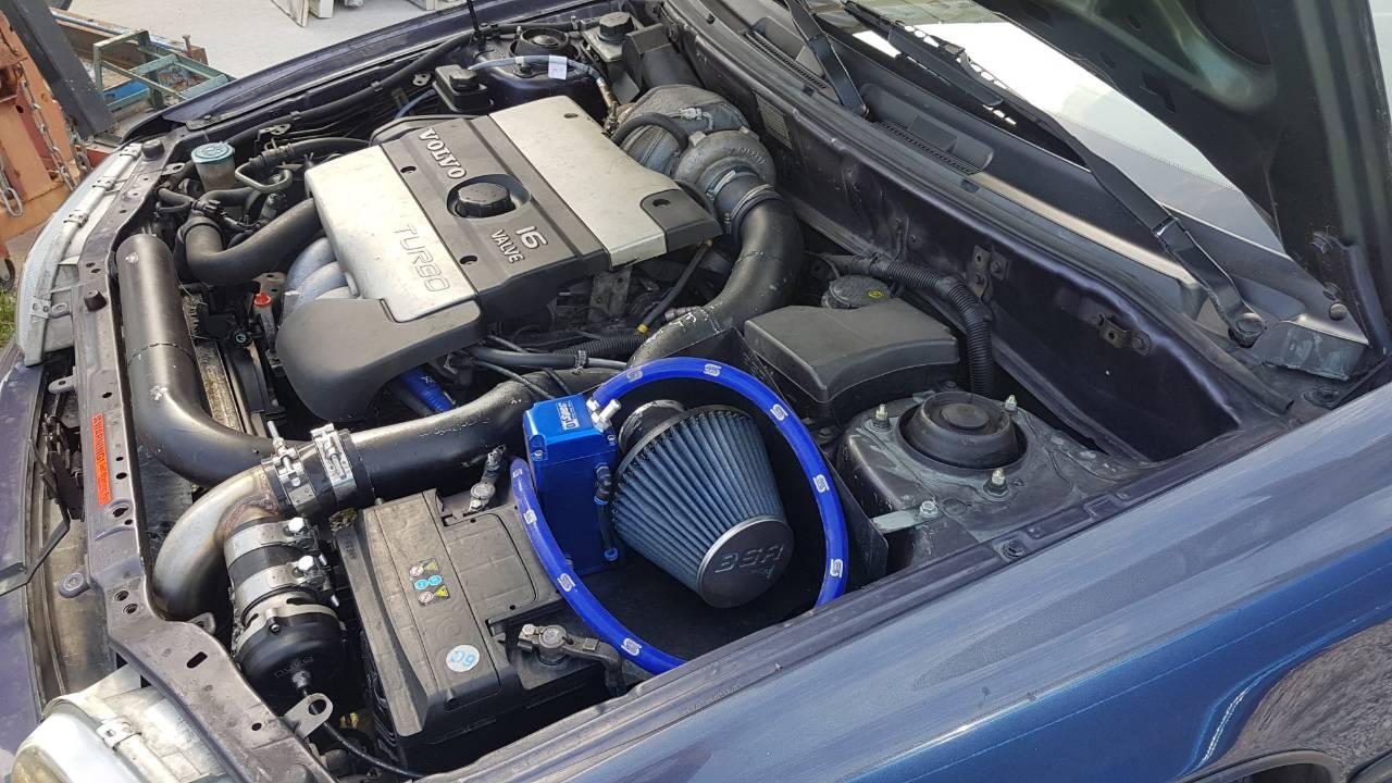 Volvo S40 T4 avec un GT2860rs