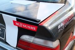 M3 E36 moteur supra 2JZ de Tojo Rasolojaona pilote de Run.