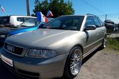 Audi S4 de 2001