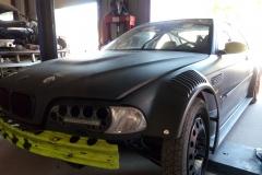 BMW M3 E36 pour piste stage 1.5